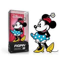Disney: FiGPiN Enamel Pin Minnie Mouse [262] - Fugitive Toys