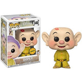 Snow White and the Seven Dwarfs Pop! Vinyl Figures Kisses Dopey (Chase) [340]
