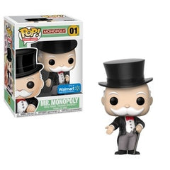 Ad Icons Pop! Vinyl Figure Mr. Monopoly [01]