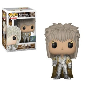 Labyrinth Pop! Vinyl Figures Glitter White Outfit Jareth [365]