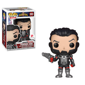 Conquest of Champions Pop! Vinyl Figure Punisher 2099 [303]