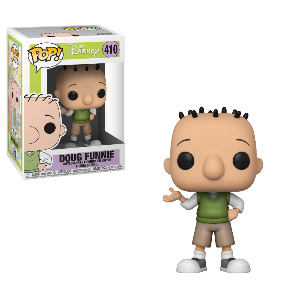 Disney Pop! Vinyl Figure Doug Funnie [Doug] [410]