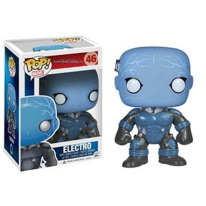 Marvel The Amazing Spider-Man 2 Pop! Vinyl Figure Electro (Glow In The Dark) [46]