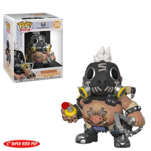 "Overwatch Pop! Vinyl Figure Roadhog 6"" [309]"