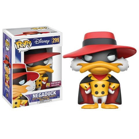 Disney Pop! Vinyl Figure Negaduck [Darkwing Duck] - Fugitive Toys