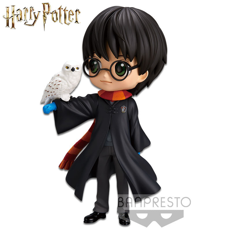Harry Potter Q Posket Harry Potter with Hedwig
