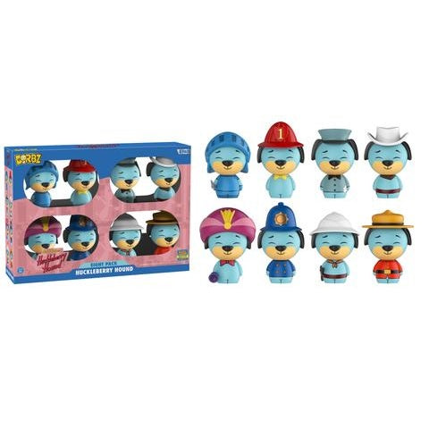 Dorbz: Huckleberry Hound 8-pack [Pop Up Shop 2017 Exclusive]