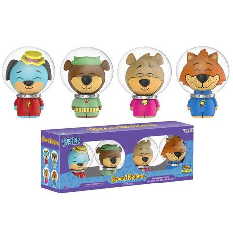 Dorbz: Hanna-Barbera Astronauts 4-pack [Pop Up Shop 2017 Exclusive]
