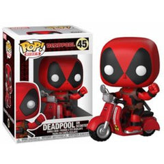 Deadpool Pop! Vinyl Figure Deadpool on Scooter [48]