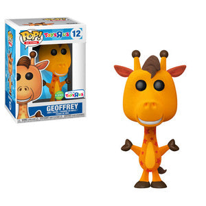 Ad Icons Pop! Vinyl Figure Geoffrey (Flocked) [12] - Fugitive Toys