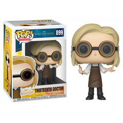 Doctor Who Pop! Vinyl Figure 13th Doctor with Goggles [899] - Fugitive Toys
