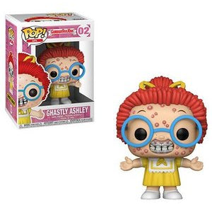 Garbage Pail Kids Pop! Vinyl Figure Ghastly Ashley [02] - Fugitive Toys
