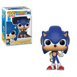 Sonic The Hedgehog Pop! Vinyl Figure Sonic with Ring [283]