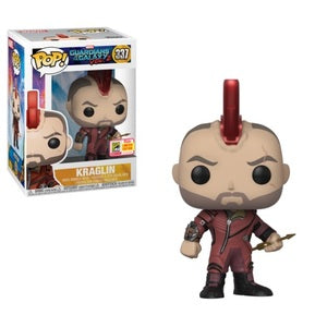 Guardians of the Galaxy 2 Pop! Vinyl Figures Kraglin [SDCC 2018] [337]
