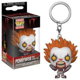 It Pocket Pop! Keychain Pennywise with Spider Legs - Fugitive Toys