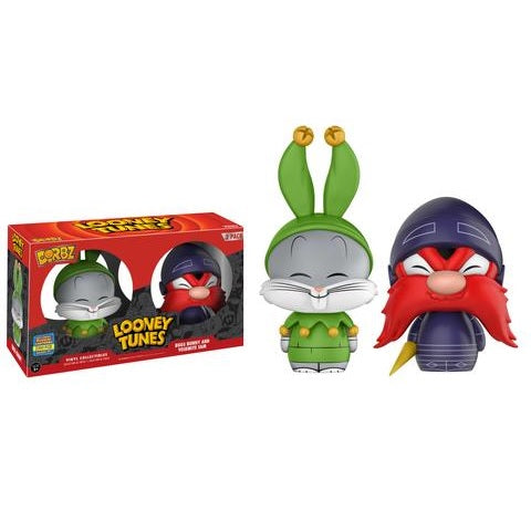 Dorbz: Jester Bugs Bunny & Knight Yosemite Sam 2-pack [Pop Up Shop 2017 Exclusive]