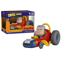 Dorbz Ridez: Hanna-Barbera Wacky Races – Peter Perfect with Turbo Terrific [Pop Up Shop 2017 Exclusive]