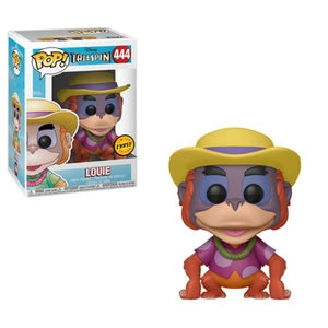 Talespin Pop! Vinyl Figures Magenta Shirt Louie (Chase) [444]