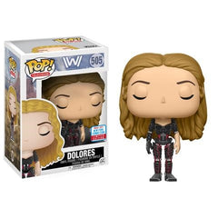Westworld Pop! Vinyl Figure Dolores [NYCC 2017 Exclusive] [505] - Fugitive Toys
