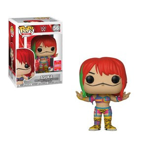 WWE Pop! Vinyl Figure Asuka (Summer 2018 Exclusive) [56] - Fugitive Toys