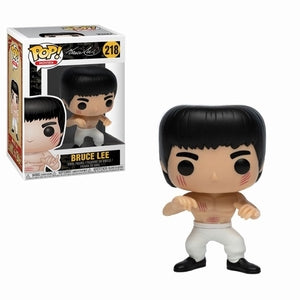 Enter The Dragon Pop! Vinyl Figures White Pants Bruce Lee [218]