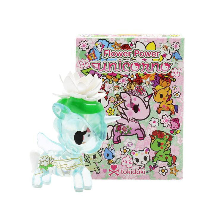Tokidoki Flower Power Unicorno (1 Blind Box)