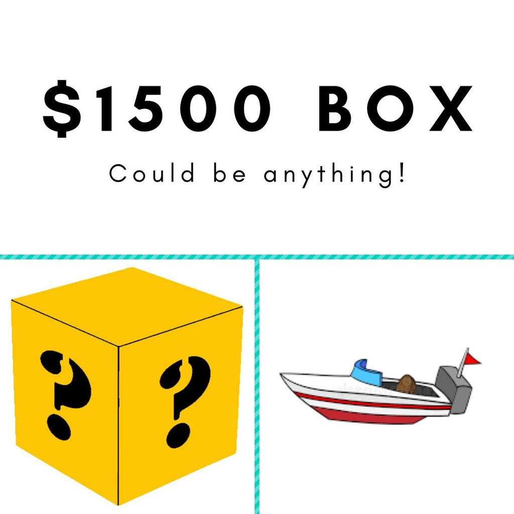 $1500 Mystery Box [Yellow]