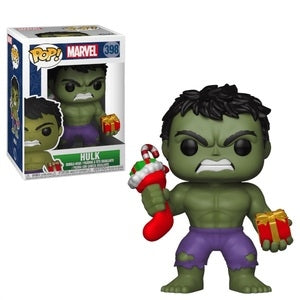 Marvel Pop! Vinyl Figure Holiday Hulk [398]