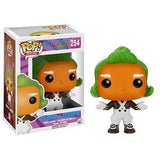 Movies Pop! Vinyl Figure Oompa Loompa [Willy Wonka] - Fugitive Toys