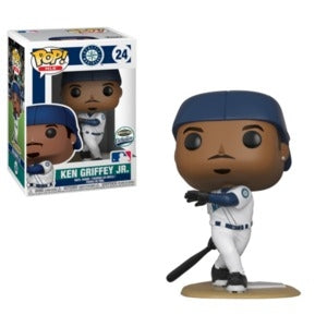 MLB Pop! Vinyl Figure Ken Griffey Jr [Seattle Mariners] [24] - Fugitive Toys