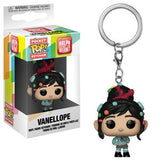 Ralph Breaks The Internet Pocket Pop! Keychain Vanellope - Fugitive Toys