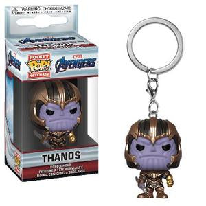 Avengers: Endgame Pocket Pop! Keychain Thanos - Fugitive Toys