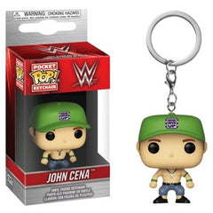 WWE Pocket Pop! Keychain John Cena (Green Hat)