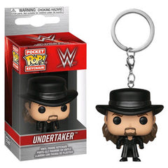 WWE Pocket Pop! Keychain Undertaker