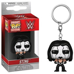 WWE Pocket Pop! Keychain Sting