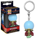 Spider-Man: Far From Home Pocket Pop! Keychain Mysterio - Fugitive Toys
