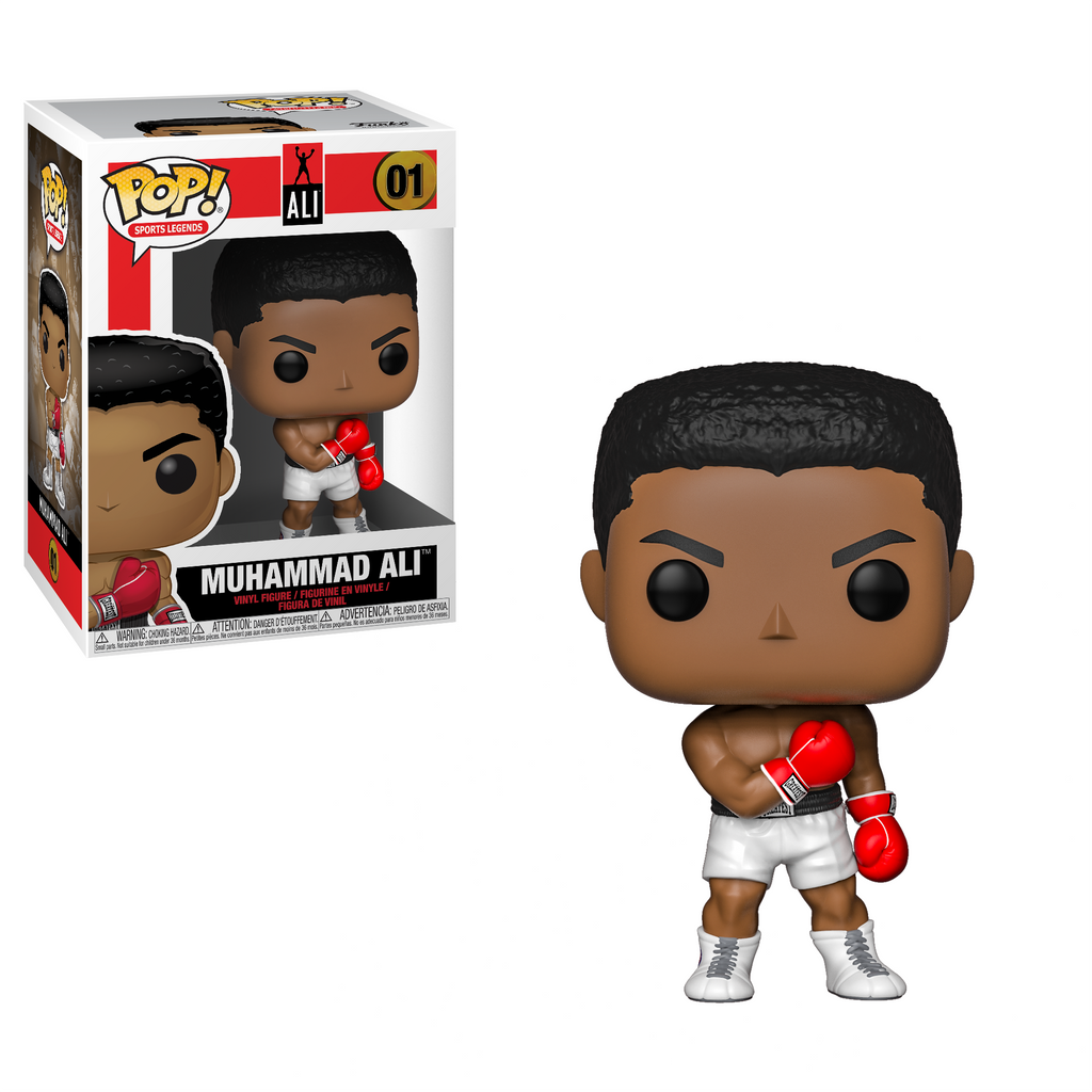Sports Legend Pop! Vinyl Figure Muhammad Ali [01]
