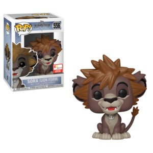 Kingdom Hearts Pop! Vinyl Figures Lion Form Sora [556]