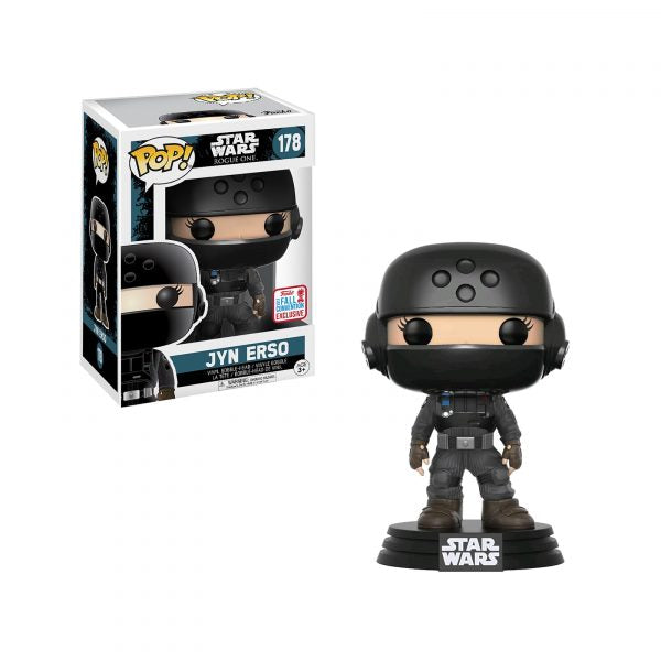 Star Wars: Rogue One Pop! Vinyl Figures Disguise Jyn Erso [NYCC 2017] [178]