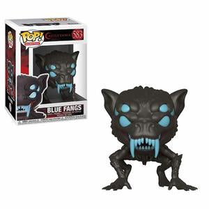 Castlevania Pop! Vinyl Figure Blue Fangs [583] - Fugitive Toys