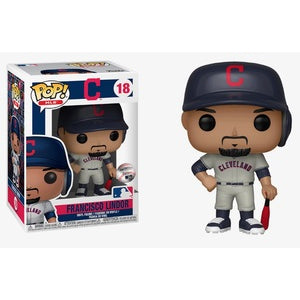 MLB Pop! Vinyl Figure Francisco Lindor (Away Jersey) [Chicago Cubs] [18] - Fugitive Toys