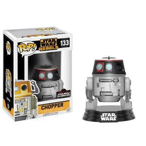 Star Wars Pop! Vinyl Figures Imperial Disguise Celebration Chopper [133]
