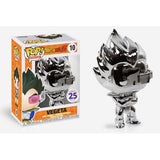 Dragon Ball Z Pop! Vinyl Figure Chrome Vegeta [10]