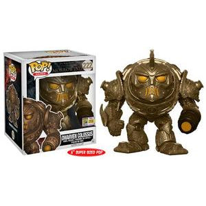 "The Elder Scrolls: Morrowind Pop! Vinyl Figure Dwarven Colossus 6"" [SDCC 2017 Exclusive] [222]"