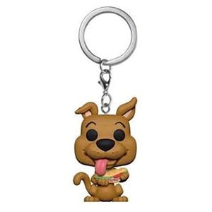 Scooby-Doo Pocket Pop! Keychain Scooby-Doo with Sandwich [Exclusive] - Fugitive Toys