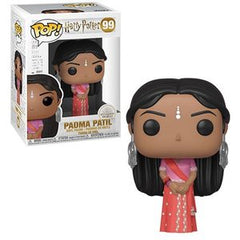 Harry Potter Pop! Vinyl Figure Padma Patil (Yule Ball) [99] - Fugitive Toys