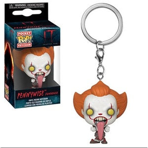 It: Chapter Two Pocket Pop! Keychain Pennywise (Funhouse) - Fugitive Toys