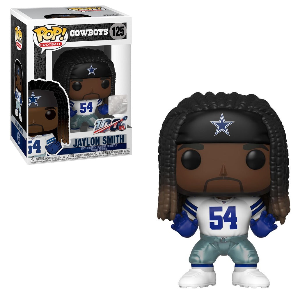 NFL Pop! Vinyl Figure Jaylon Smith [Dallas Cowboys] [125] - Fugitive Toys