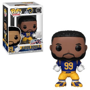 NFL Pop! Vinyl Figure Aaron Donald [Los Angeles Rams] [130] - Fugitive Toys