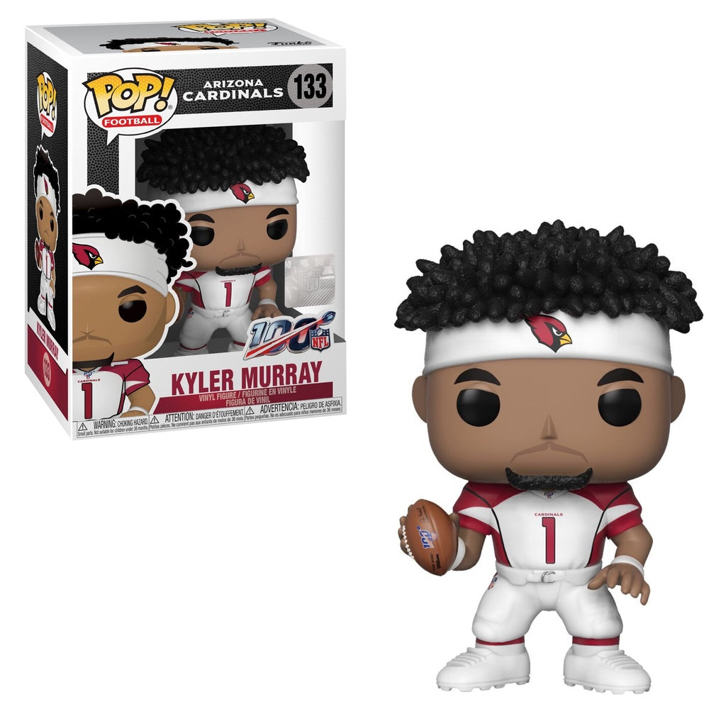 NFL Pop! Vinyl Figure Kyler Murray (Home Jersey) [Arizona Cardinals] [133] - Fugitive Toys